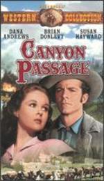 Canyon Passage [Vhs]