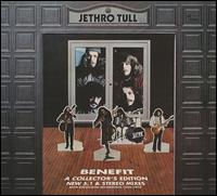 Benefit [Deluxe Edition] [2CD/1DVD] - Jethro Tull
