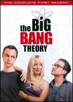 The Big Bang Theory: Seasons 1-4 [4 Discs]