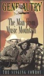 Man From Music Mountain [Vhs] [Vhs Tape] (2002) Gene Autry; Smiley Burnette