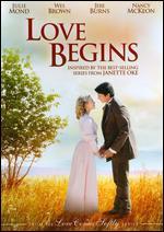 Love Begins - David S. Cass, Sr.