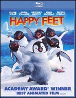 Happy Feet [With Happy Feet 2 Movie Cash] [Blu-ray]