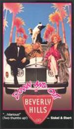 Down & Out in Beverly Hills [Vhs]