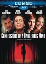 Confessions of a Dangerous Mind [Blu-ray/DVD]
