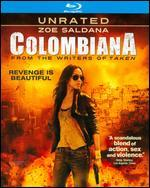 Colombiana [Unrated] [Blu-ray] [Includes Digital Copy] [UltraViolet]