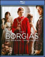 The Borgias: The First Season [3 Discs] [Blu-ray]