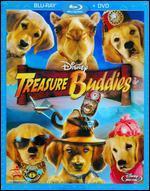 Treasure Buddies [2 Discs] [Blu-ray/DVD]
