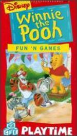 Winnie the Pooh: Fun N Games