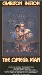 The Omega Man [Vhs] [Vhs Tape]