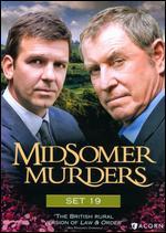 Midsomer Murders: Set 19 [4 Discs] -