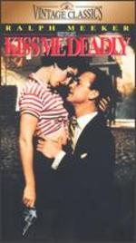 Kiss Me Deadly [Vhs]