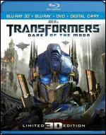 Transformers: Dark of the Moon (Limited 3d Edition) (3d Blu-Ray/ Blu-Ray/ Dvd/ Digital Copy Combo)