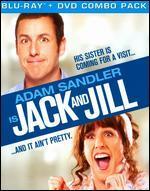 Jack and Jill [2 Discs] [Blu-ray/DVD] [Includes Digital Copy] [UltraViolet]