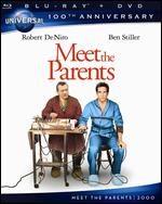 Meet the Parents [2 Discs] [Blu-ray/DVD] - Jay Roach