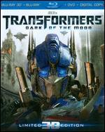 Transformers: Dark of the Moon [Ultimate Edition] [Blu-ray/DVD] [3D] [Includes Digital Copy]