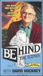 Behind the Scenes with David Hockney