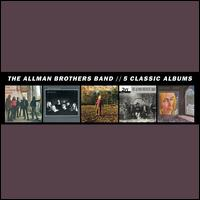 5 Classic Albums - The Allman Brothers Band
