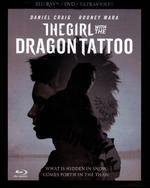 The Girl With the Dragon Tattoo [Blu-ray] [Includes Digital Copy] [UltraViolet]