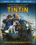The Adventures of Tintin [2 Discs] [Includes Digital Copy] [UltraViolet] [Blu-ray/DVD]