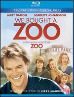 We Bought a Zoo [French] [Blu-ray/DVD] [Includes Digital Copy]