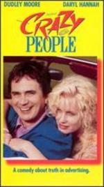 Crazy People [Vhs]