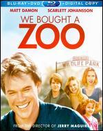 We Bought a Zoo [Blu-ray/DVD] [Includes Digital Copy]