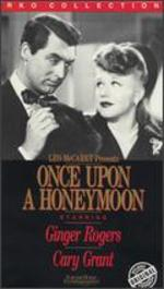 Once Upon a Honeymoon [Vhs]