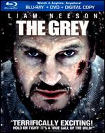 The Grey [2 Discs] [Includes Digital Copy] [UltraViolet] [Blu-ray/DVD] - Joe Carnahan