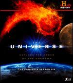 The Universe: The Complete Season Six [3 Discs] [Blu-ray]