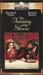 Taming of the Shrew [Vhs]