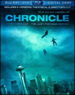 Chronicle [The Lost Footage Edition] [2 Discs] [Includes Digital Copy] [Blu-ray/DVD] - Josh Trank