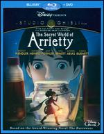 The Secret World of Arrietty [2 Discs] [Blu-ray/DVD] - Hiromasa Yonebayashi
