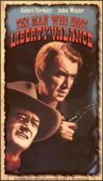 The Man Who Shot Liberty Valance [Vhs]