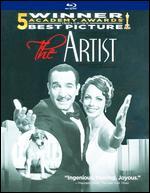 The Artist [Includes Digital Copy] [UltraViolet] [Blu-ray] - Michel Hazanavicius