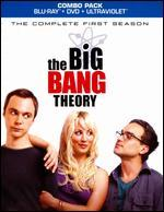 The Big Bang Theory: The Complete First Season [5 Discs] [Blu-ray]