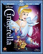 Cinderella [Diamond Edition] [2 Discs] [Blu-ray/DVD]