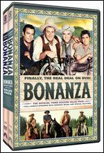 Bonanza: The Official Third Season, Vols. 1 and 2 [9 Discs]