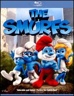 The Smurfs [Includes Digital Copy] [UltraViolet] [Blu-ray] - Raja Gosnell