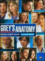 Grey's Anatomy: The Complete Eighth Season [6 Discs]