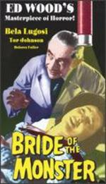 Bride of the Monster [Vhs Tape]