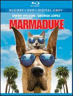 Marmaduke [2 Discs] [Includes Digital Copy] [Blu-ray/DVD] - Tom Dey