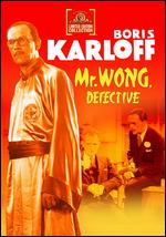 Mr. Wong, Detective - William Nigh