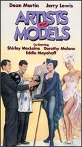 Artists and Models - Frank Tashlin
