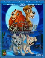 Lady and the Tramp II: Scamp's Adventure [2 Discs] [Blu-ray/DVD]