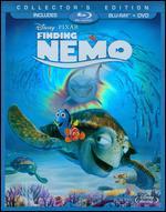 Finding Nemo [3 Discs] [Includes Digital Copy] [Blu-ray/DVD] - Andrew Stanton; Lee Unkrich