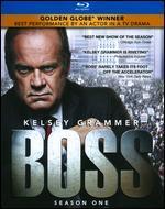 Boss: Season One [2 Discs] [Blu-ray]
