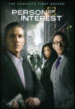 Person of Interest: The Complete First Season [6 Discs]