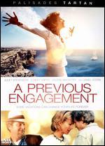 A Previous Engagement - Joan Carr-Wiggin