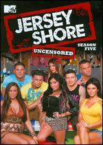 Jersey Shore: Season Five Uncensored [3 Discs]