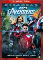 Marvel's The Avengers [2 Discs] [DVD/Blu-ray]
